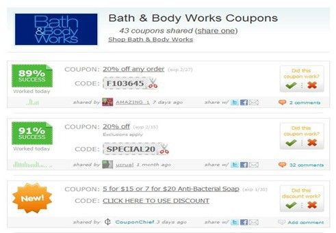 bath and body works coupons save 9 with jan 2019 free shipping
