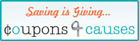Coupons-4-Causes: Where Saving is Giving!