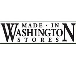 Made In Washington is proud to offer a wide variety of quality products which celebrate the best of the state of Washington. It is where you find the products of local artists, craftsmen, and small businesses. In addition to its stores across Puget Sound, Made In Washington reaches a .