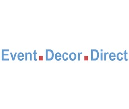 Event Decor Direct Promotions: Save $106 with Sep  2019 Deals