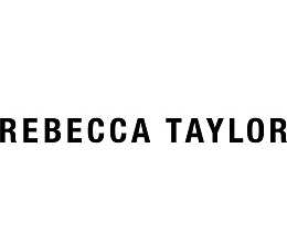 Rebecca Taylor Coupons Save 15 W March 2021 Promo Codes