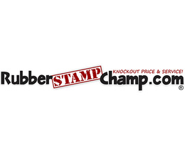 rubber stamp champ coupon