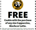 Printable Einstein Bros Bagels Coupon