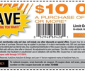 Autozone coupons in store printable